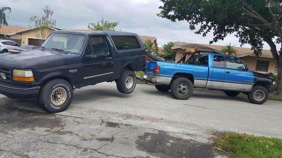 Fort Lauderdale Junk Cars